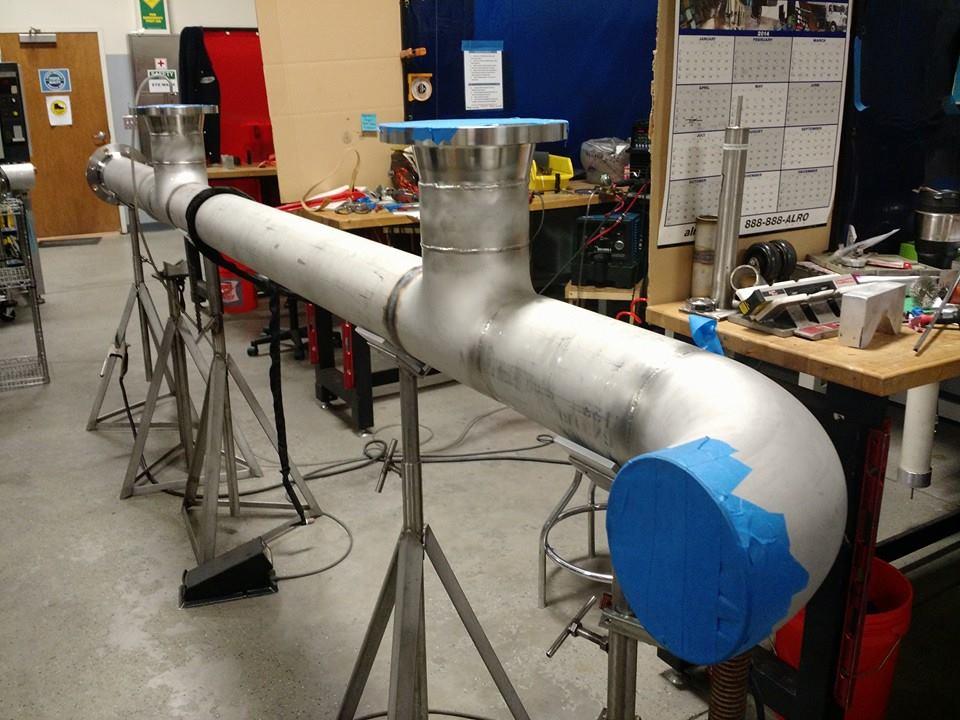 ASME Custom Pipe Fabrication