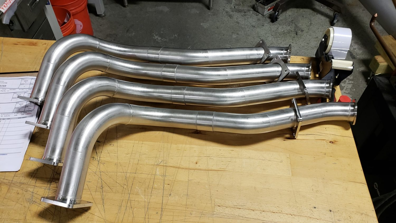 Gas Turbine Manifold Assembly