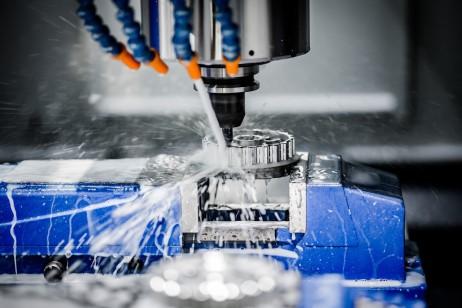 CNC Machining Shop Services