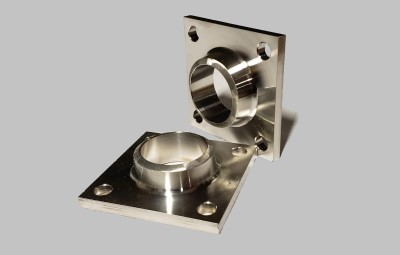 CNC Machined Flanges 400x255